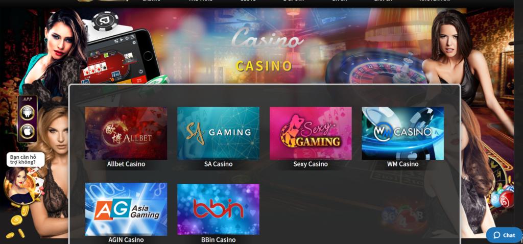 Casino tại IW88