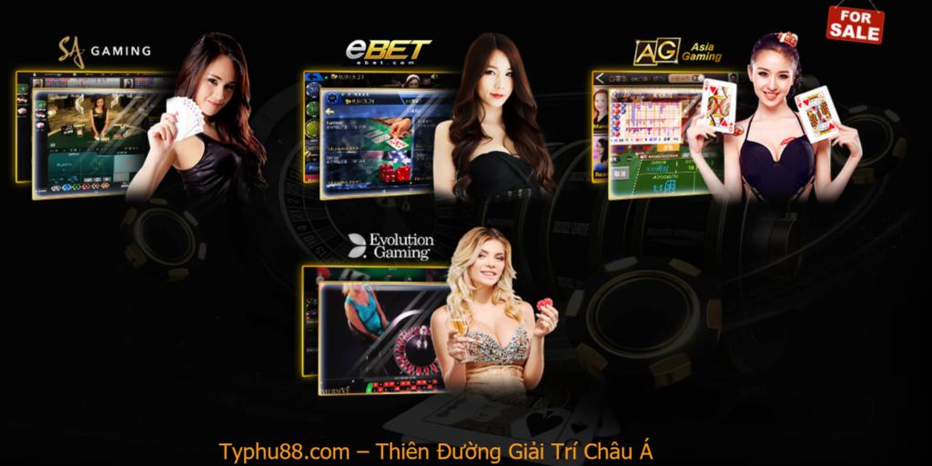 Casino tại TYPHU88