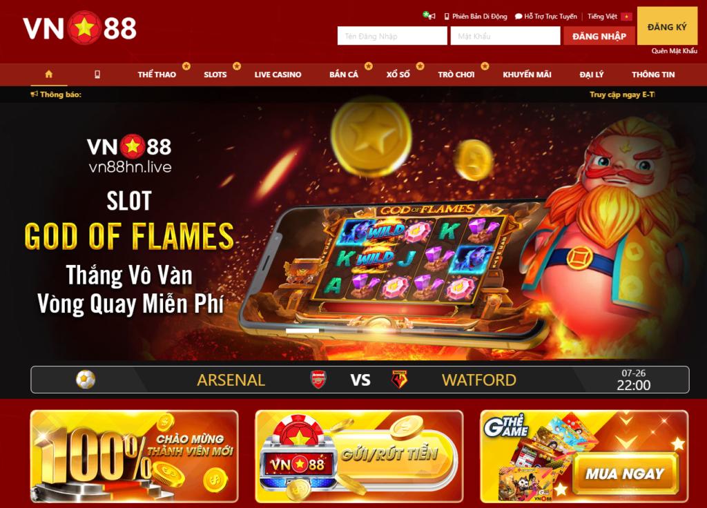 Slot game tại VN88