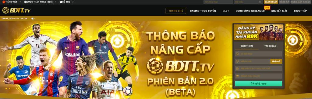 Nhà cái BDTT.tv