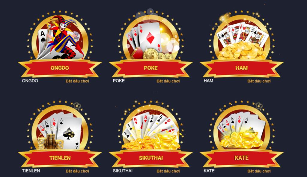 Poker tại Kim Sa