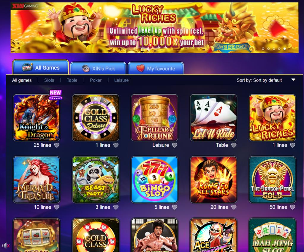 Slot game tại BDTT.tv