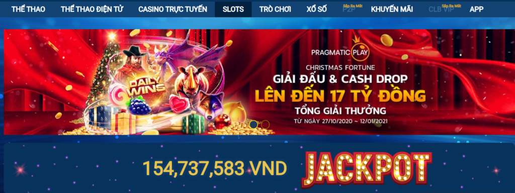 Slot game tại HL8