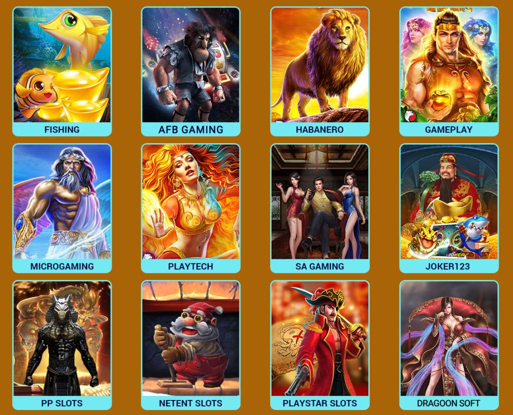 Slot game tại 3KING CLUB