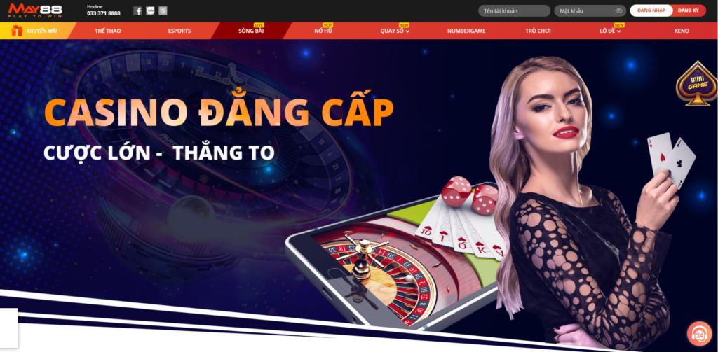 Casino tại MAY88