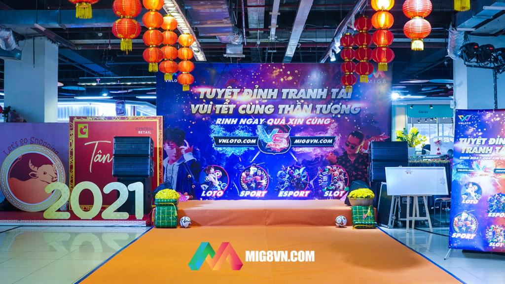 Chương trình sự kiện Offline MIG8