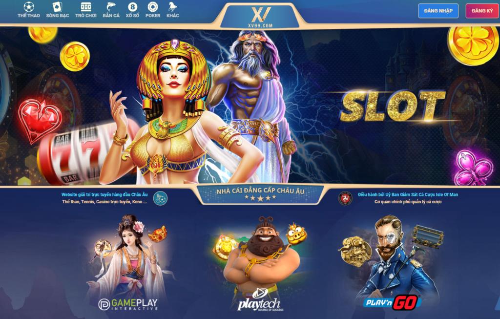 Slot game tại XV99