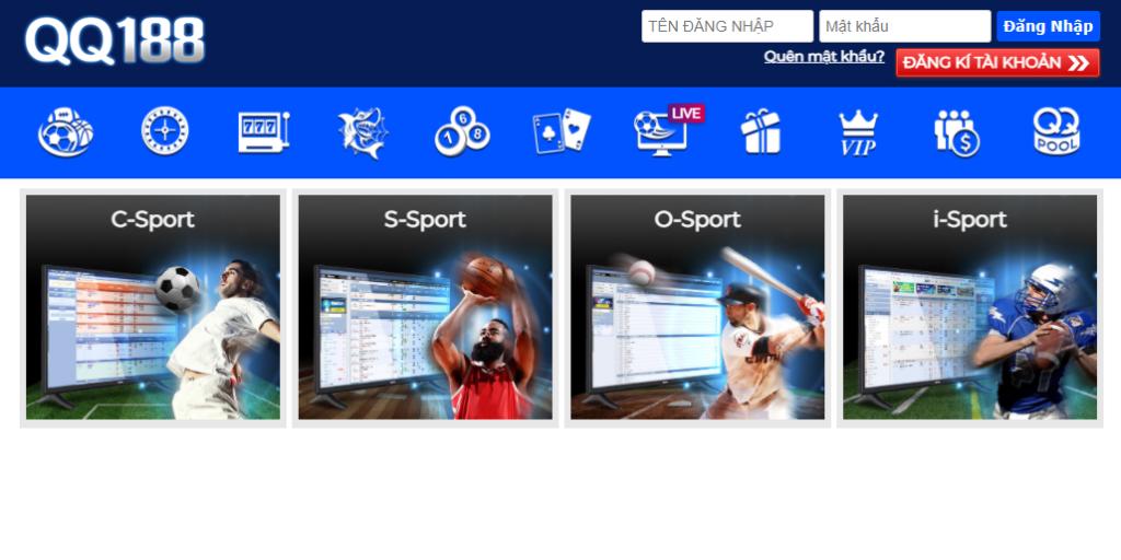 Thể thao tại QQ188