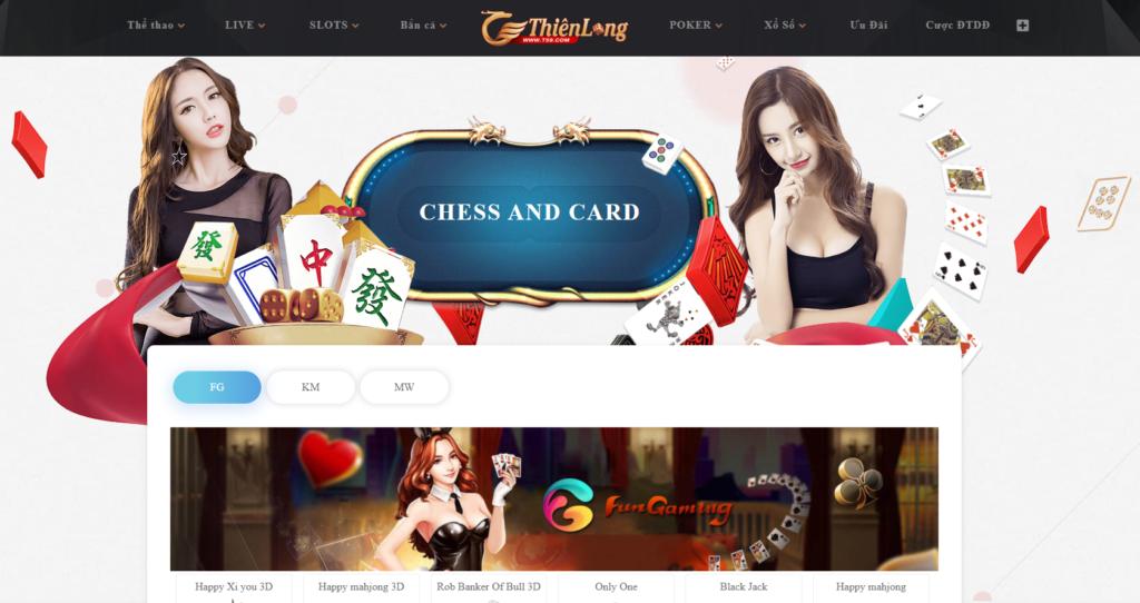 Poker tại Thiên Long