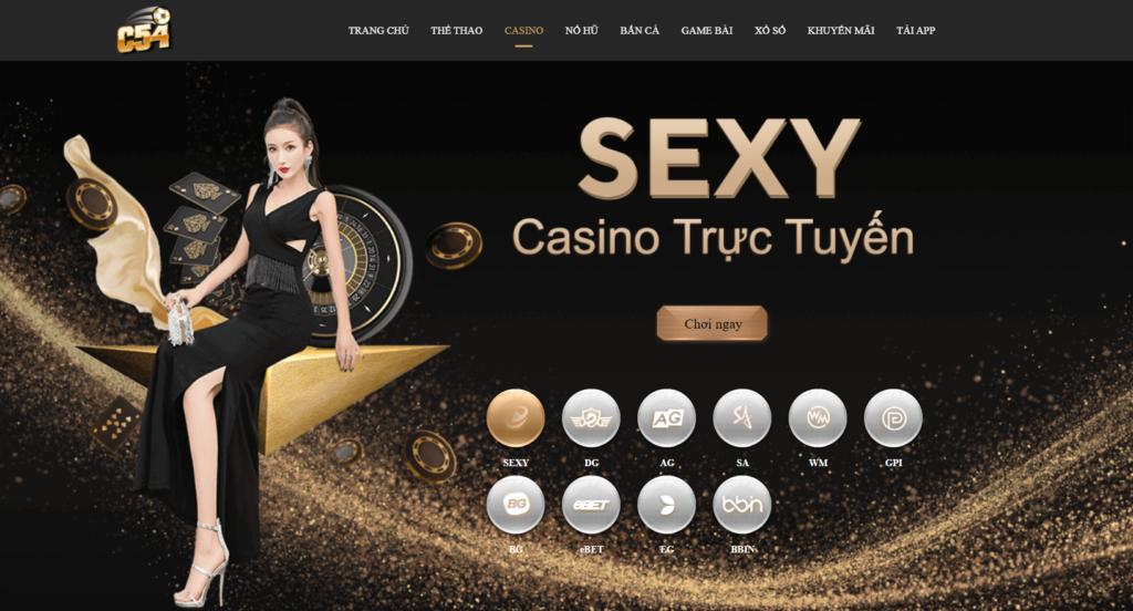 Casino tại C54